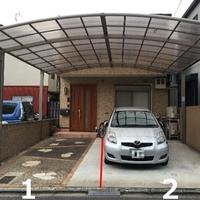 タイムズのB 上京区西町97駐車場の写真