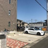 タイムズのB イルミア駐車場の写真