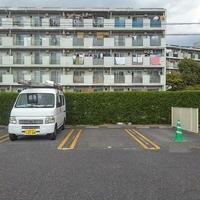 タイムズのB UR都市機構香椎若葉団地駐車場の写真