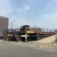 タイムズのB 極楽湯・福井店駐車場の写真