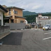 タイムズのB 飯坂町古舘駐車場の写真