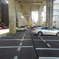 タイムズのB マンスリー西鉄香椎駅高架下第3駐車場の写真