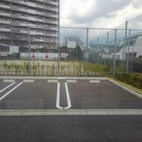 タイムズのB UR都市機構千早団地駐車場の写真
