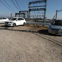タイムズのB 味坂駅駐車場の写真