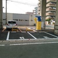 タイムズのB タイムズ原田1丁目駐車場の写真