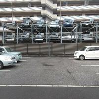 タイムズのB 坂本駐車場の写真