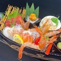 豊洲魚河岸 魚丸の写真