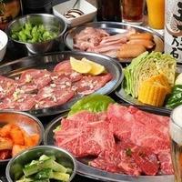 水辺焼肉 meat×meetの写真