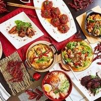 旨・辛・DINING 赤い壺の写真