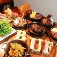 街の肉バルBuff南森町店の写真