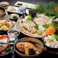 日吉苑 食事処 魚半の写真