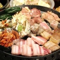 サムギョプサル食べ放題 豚まにの写真