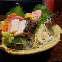 創作和食美魚の写真