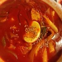 韓国焼肉 マッコリバー 李さんのキムチの写真