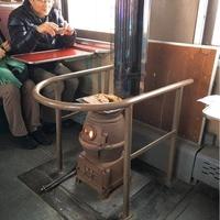 津軽鉄道 ストーブ列車の写真
