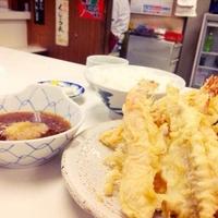 天ぷら定食ふじしまの写真