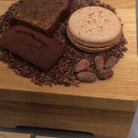 Le Chocolat Alain Ducasse 東京工房の写真