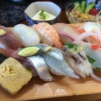 金沢でかねた寿司長浜店の写真