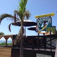 島野菜カフェ リハロウビーチの写真
