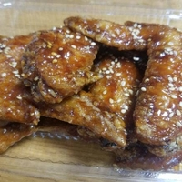 佐崎鳥肉店の写真