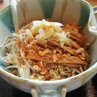 白ひげ蕎麦の写真