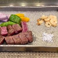 沼津・鉄板焼 会の写真