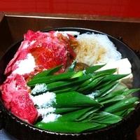 元祖 伊賀肉 すき焼 金谷の写真