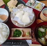 豆腐料理あめだきの写真