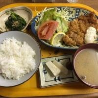 津山食堂の写真