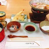 益子焼窯元共販センター 新館レストランの写真
