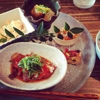 食堂cafe Takemokuの写真