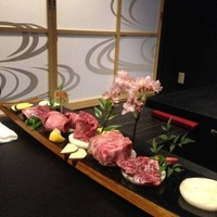 焼肉 夜桜の写真