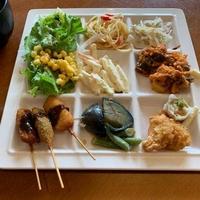 バイキングレストラン カトレア 神戸ホテルフルーツ・フラワーの写真