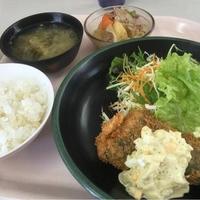 山口県立大学 学生食堂の写真