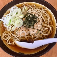 KIOSK そば・うどん 水戸駅上りホームの写真