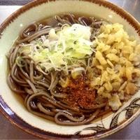 丸政 小淵沢駅改札横そば店の写真