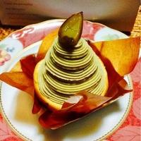 アラモード洋菓子店の写真