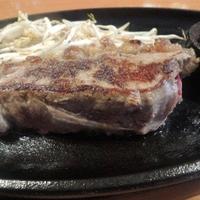 ハッピーステーキ、肉人食堂の写真