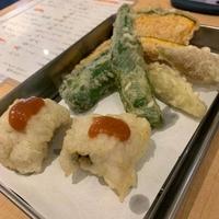 天ぷらとワイン 大塩の写真
