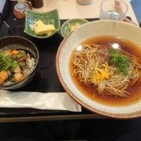 蕎麦と天ばらめし 麹町ばらく 四ッ谷店の写真