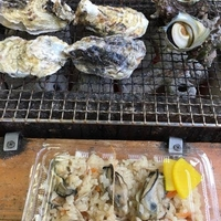 永田カキ直売所の写真