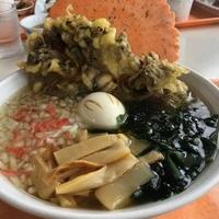 弥彦山ロープウェイ展望食堂の写真