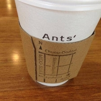 Ants coffee companyの写真