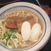 守礼そばと沖縄料理の写真