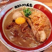 徳島ラーメン人生の写真