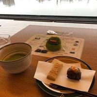 秋田県立美術館ミュージアムラウンジの写真