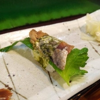 与平寿司店の写真