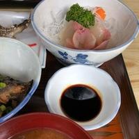 神越渓谷食堂の写真