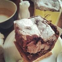 チョコレートショップ 博多の石畳の写真