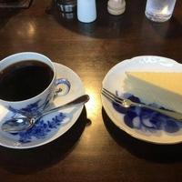カフェ&バー薪ストーブの写真